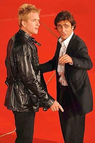 Festival del Film di Roma 2008: Matthew Modine e Adriano Giannini