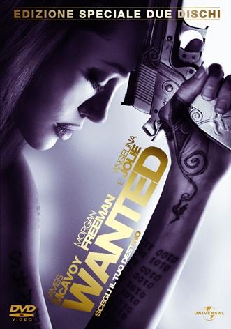 La copertina di wanted scegli il tuo destino edizione for Wanted scegli il tuo destino 2
