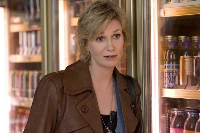 Jane Lynch in una scena del film Role Models