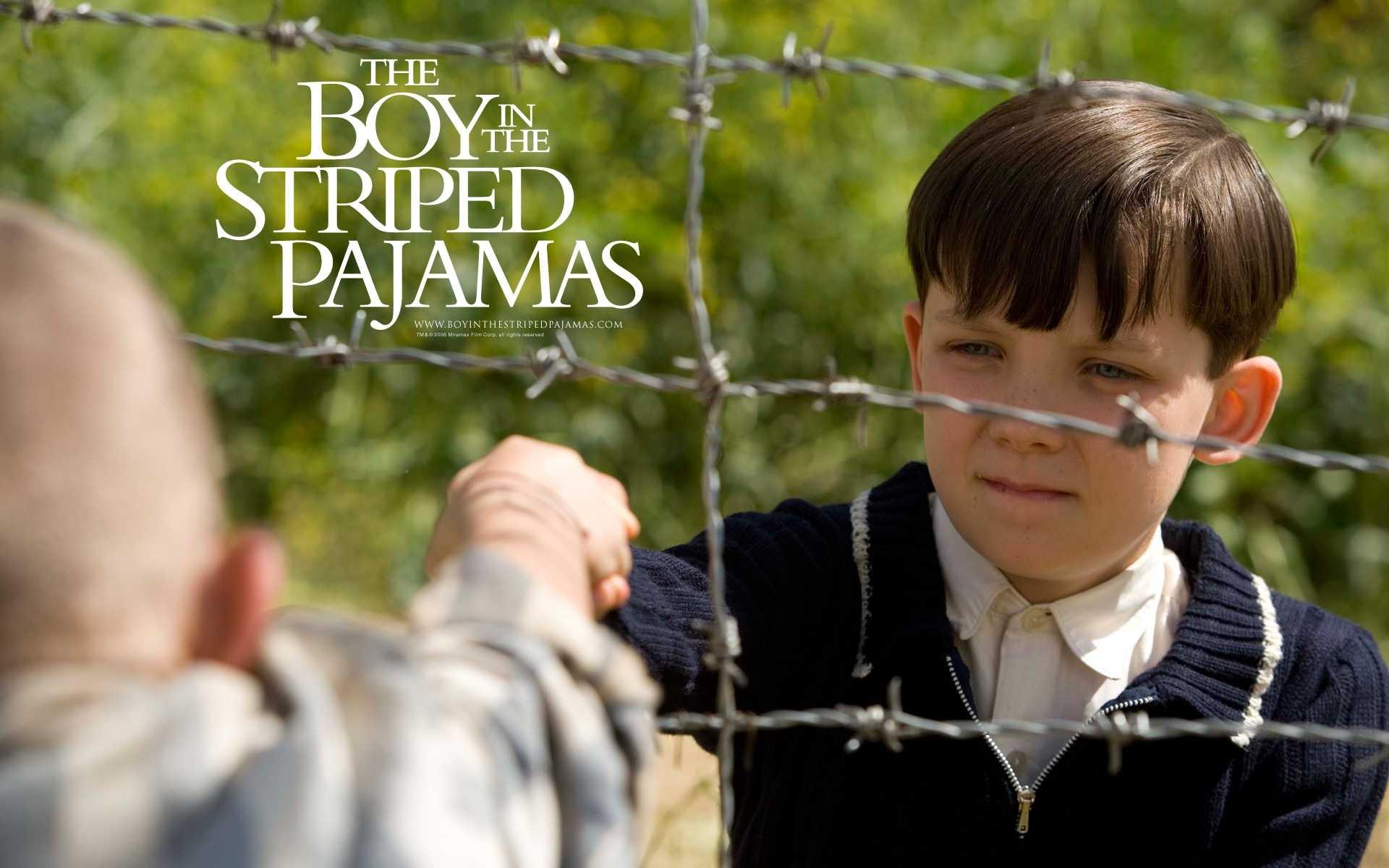 il film il bambino con il pigiama a righe