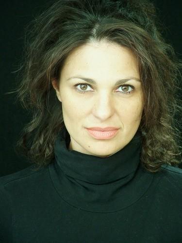 Una immagine di Ornella Giusto. L'attrice è nata in Sicilia nel 1972