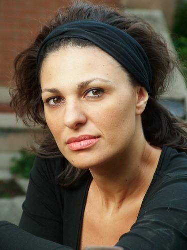 Una immagine di Ornella Giusto. L'attrice è nata nel '72, sotto il segno del Cancro