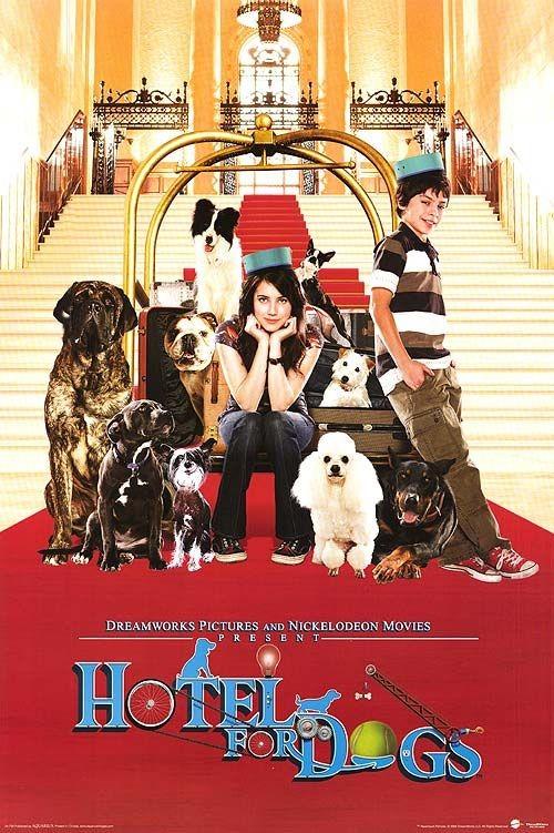 Nuovo Poster per il film Hotel for Dogs