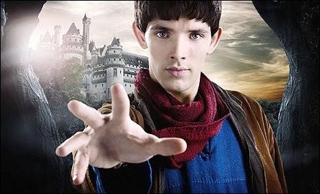 La locandina di Merlin