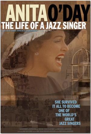 La locandina di Anita O'Day - The Life of a Jazz Singer