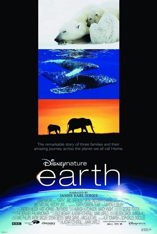 La locandina di Earth - La nostra terra