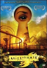 La copertina DVD di MirrorMask