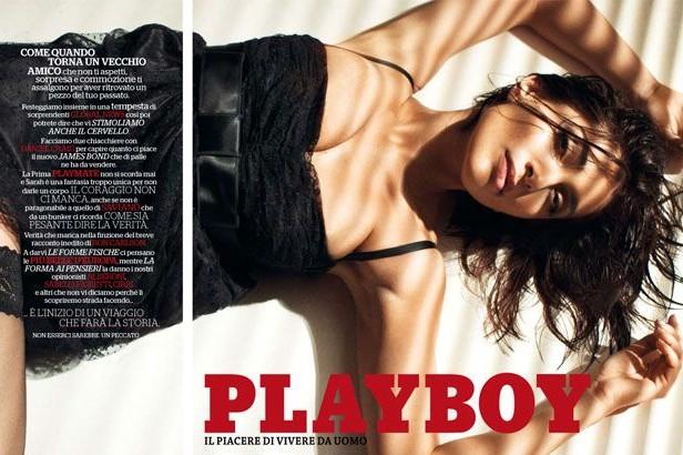 murino playboy Caterina