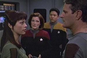 Musetta Vander in Star Trek Voyager nell'episodio La Malattia