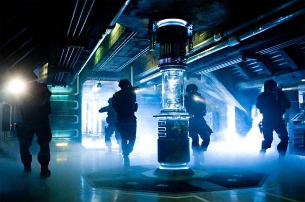 Soldati in azione in Transformers - La vendetta del caduto