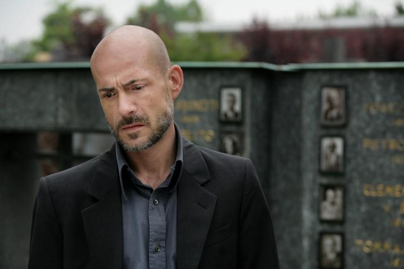 Gianmarco Tognazzi nell'episodio Finché morte non vi separi de Il bene e il male