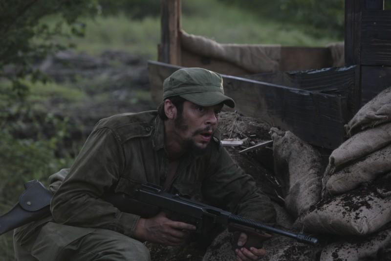 Benicio Del Toro in un'immagine del film Che - L'Argentino