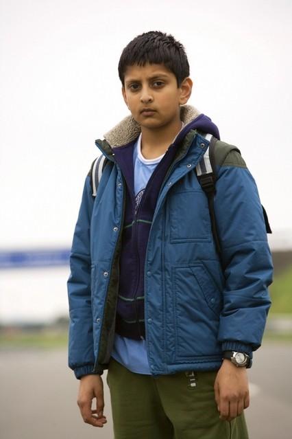 Chahak Patel in una foto promozionale per la serie tv Survivors