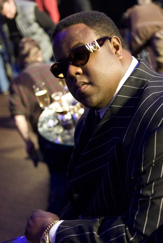 Jamal Woolard è Notorious B.I.G. nel film Notorious