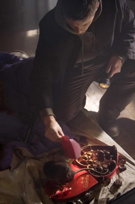 Jensen Ackles interpreta Tom Hanniger film My Bloody Valentine 3D
