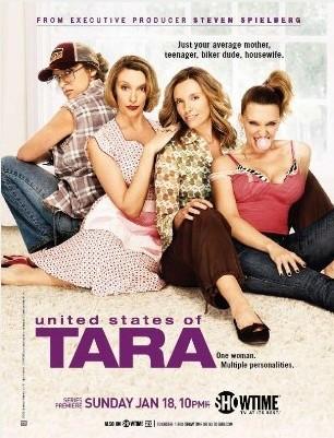 La locandina di The United States of Tara