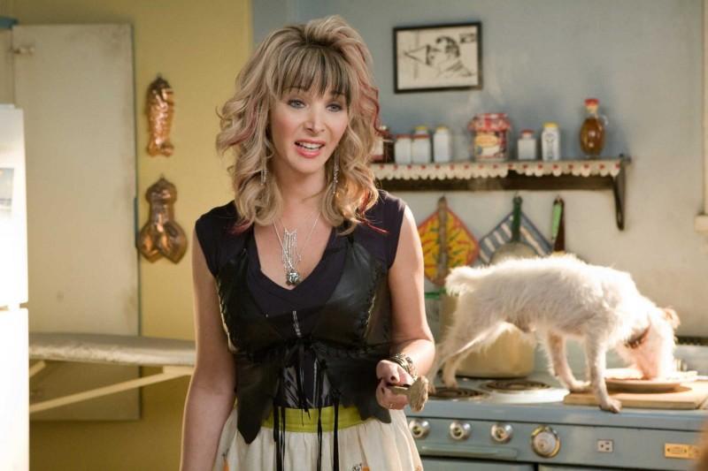 Lisa Kudrow interpreta Lois Scudder nel film Hotel Bau