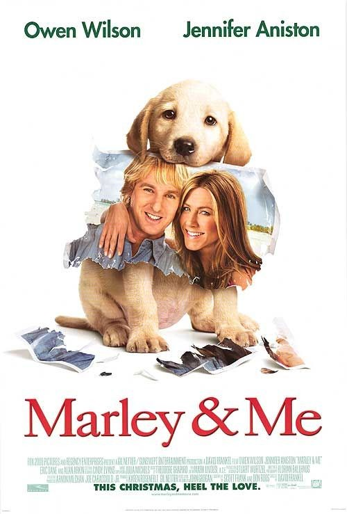 Nuovo poster del film Marley & Me