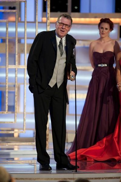 Tom Wilkinson premiato come miglior attore non protagonista tv per il film John Adams ai Golden Globes 2009