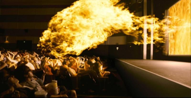 Un'immagine del film My Bloody Valentine 3D