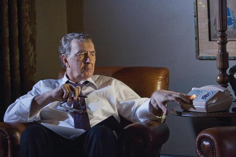 Frank Langella è Richard Nixon nel film Frost/Nixon