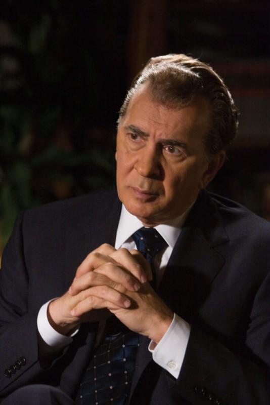 Frank Langella in un'immagine del film Frost/Nixon - Il ...