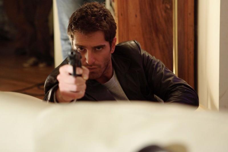 Giampaolo Morelli è il protagonista della serie L'ispettore Coliandro