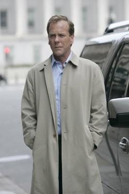 Kiefer Sutherland è Jack Bauer nel secondo episodio del Day 7 di 24