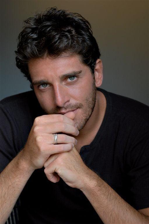 L'attore Giampaolo Morelli