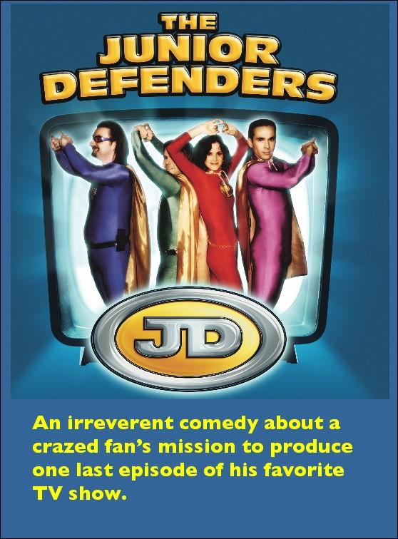La locandina di The Junior Defenders