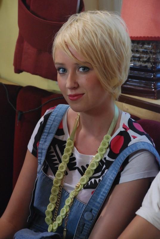 Lily Loveless è Naomi Campbell nella terza stagione della serie tv Skins