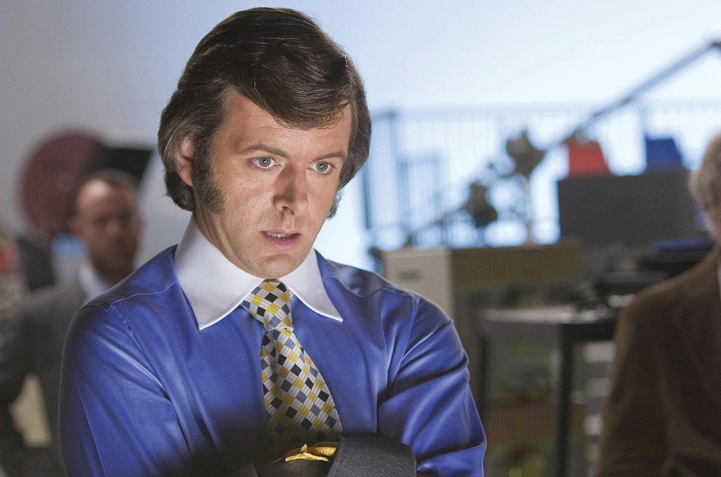 Michael Sheen è David Frost nel film Frost/Nixon
