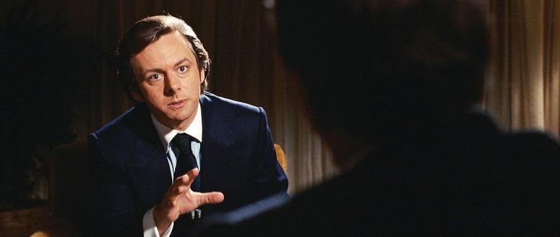 Michael Sheen interpreta David Frost nel film Frost/Nixon
