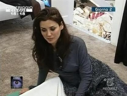 GF9, secondo giorno - Daniela Martani