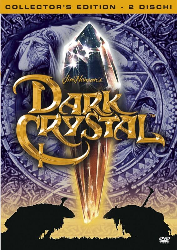 La copertina di dark crystal (dvd)