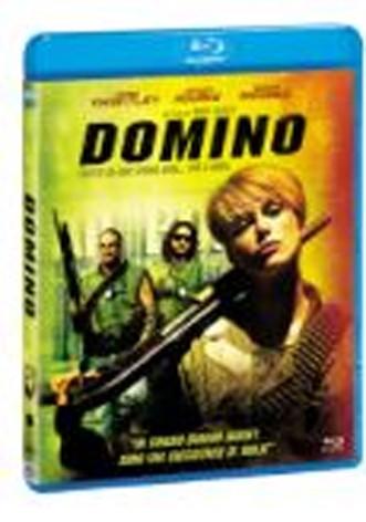 La copertina di Domino (blu-ray)