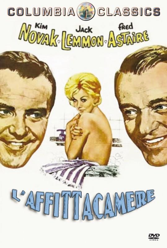 La copertina di L'Affittacamere (dvd)