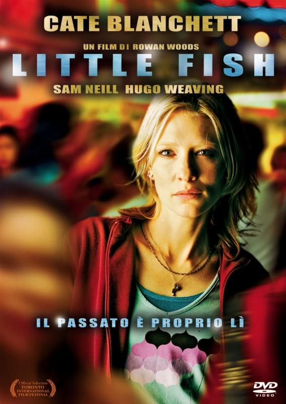 La copertina di Little fish (dvd)
