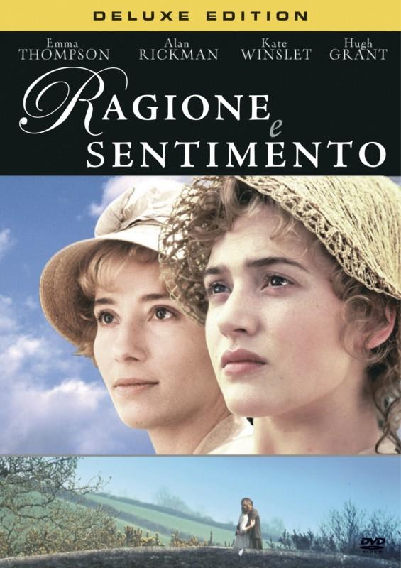 La copertina di Ragione e sentimento - deluxe edition (dvd)