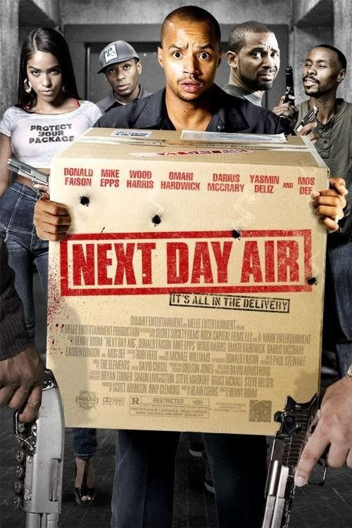 La locandina di Next Day Air