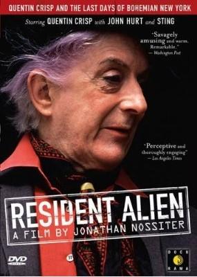La locandina di Resident Alien