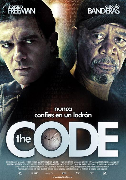 Nuovo poster per The Code
