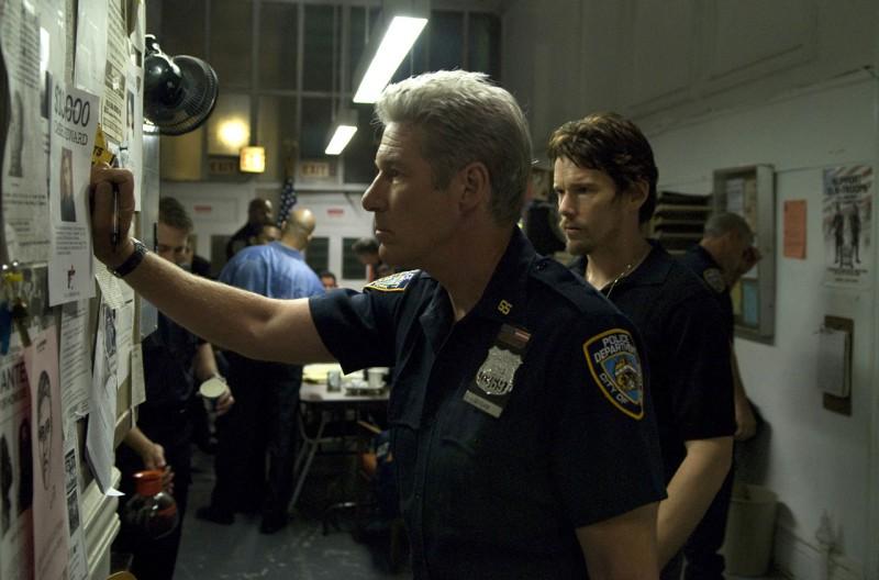 Richard Gere e Ethan Hawke nel poliziesco Brooklyn's Finest