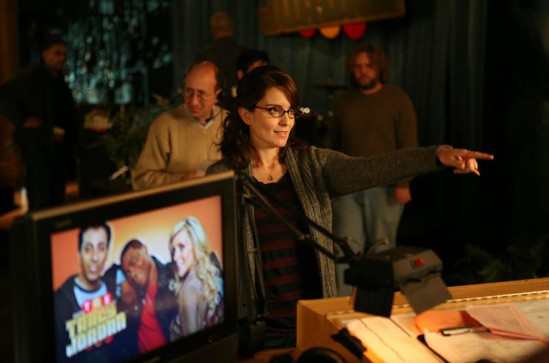 Tina Fey nell'episodio Flu Shot di 30 Rock