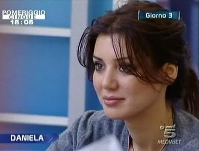 GF9 giorno 3 - Daniela