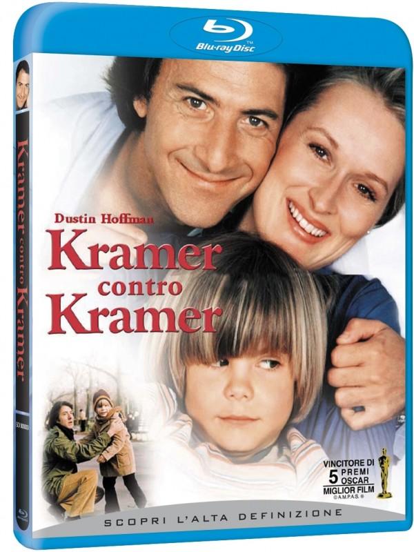 La copertina di Kramer contro Kramer (blu-ray)