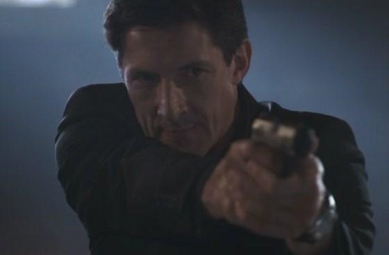 Peter Wingfield intepreta David Emerson  nel quarto episodio del Day 7 di 24