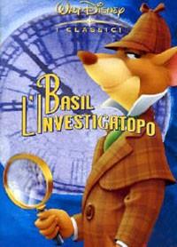 La locandina di Basil l'investigatopo