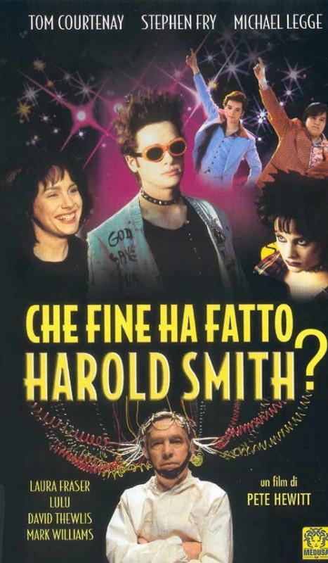 La locandina di Che fine ha fatto Harold Smith?