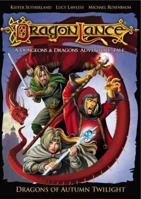 La locandina di Dragonlance